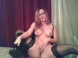 workin it on the chair webcam