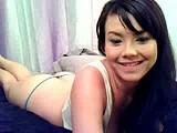 sexy asian fucks herself webcam